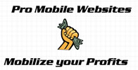 Mobile website design and marketing